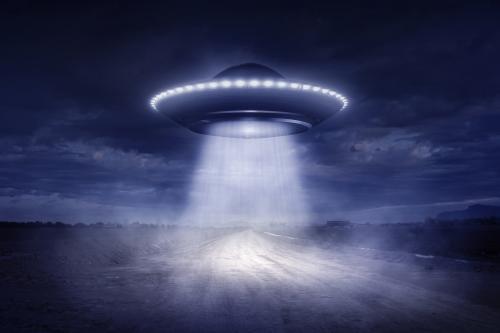 Эксперт: Люди успокаивают себя наличием пришельцев в мире