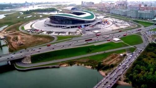 В Казани из-за футбольного матча ограничат движение автотранспорта