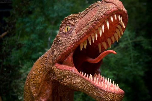 Палеонтологи: Динозавры не могли высовывать язык