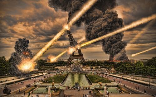 Учёные: Метеориты могут уничтожить целые города на Земле