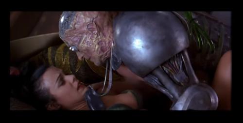 «Инопланетяне и роботы»: Как занимались сексом герои фантастических боевиков 90-х