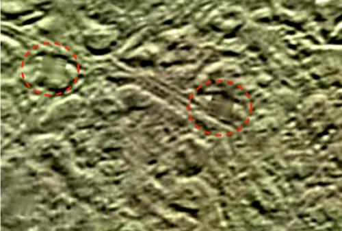 На Тритоне найдена секретная база пришельцев