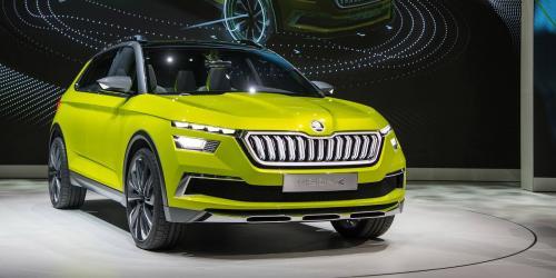 Skoda выпустит «убийцу» кроссоверов Hyundai Creta и Renault Duster