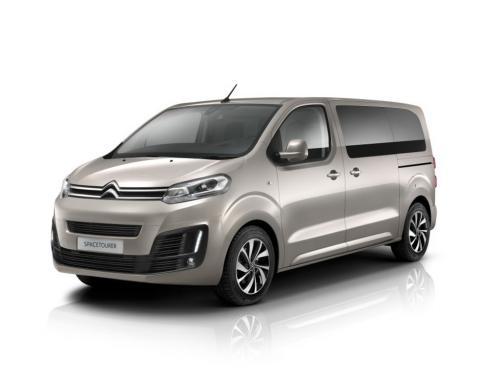 Производство Citroen SpaceTourer и Peugeot Traveller началось в Калуге