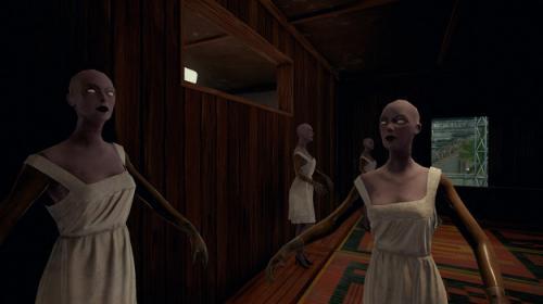 Жуткие манекены-пришельцы напугали геймеров PUBG