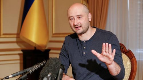 Лена Миро о Бабченко: «Такие мужчины вызывают презрение»