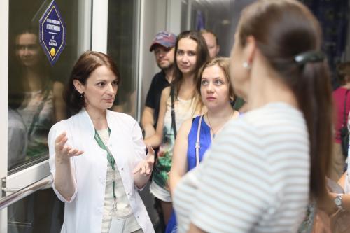 «Балтика» организовала культурно-образовательный проект «Пивной сомелье» для сотрудников Генерального консульства ФРГ