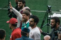 Из фараона в политическую пешку: Кадыров загубил карьеру Салаха в сборной Египта
