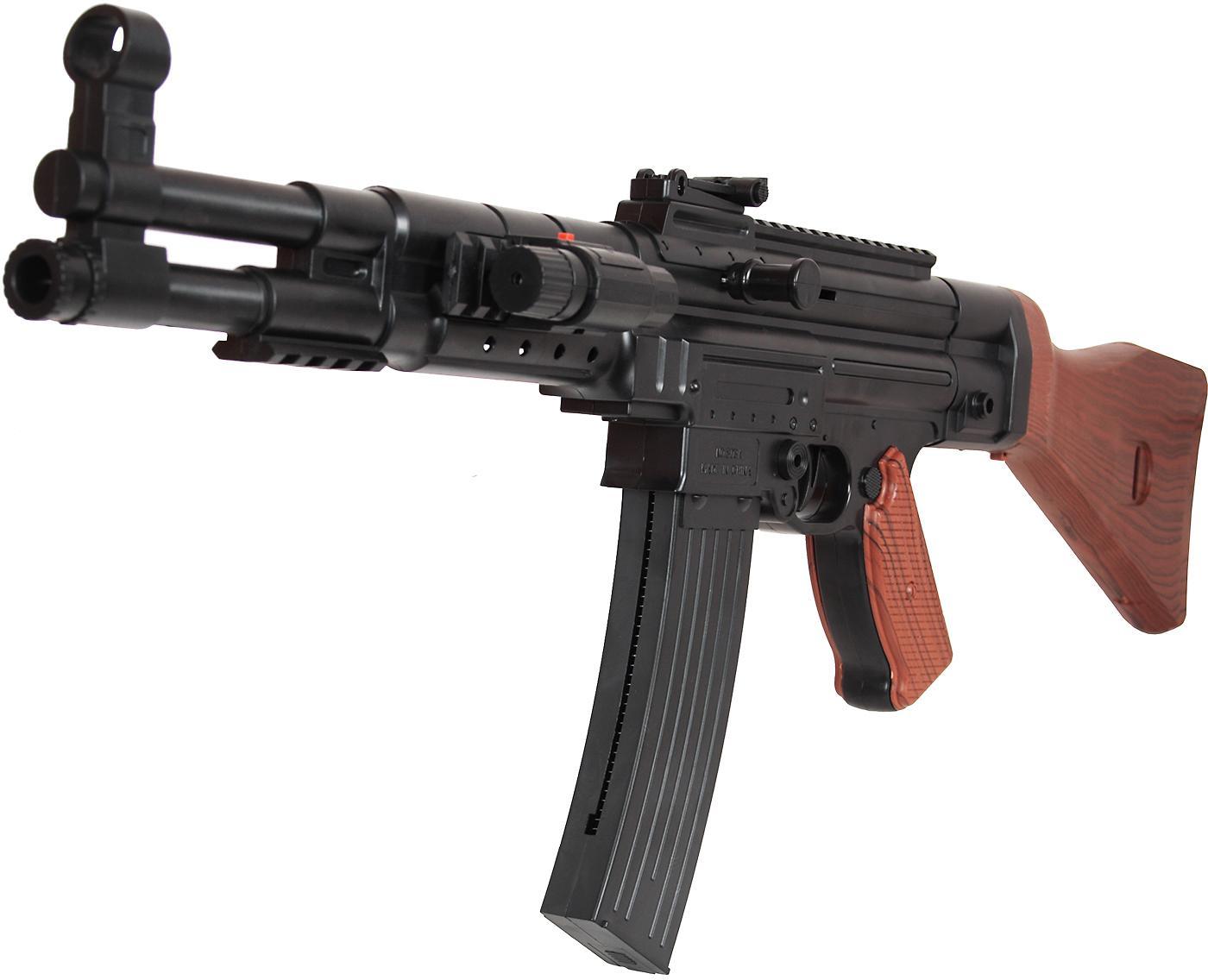 В Китае создали лазерный АК-47