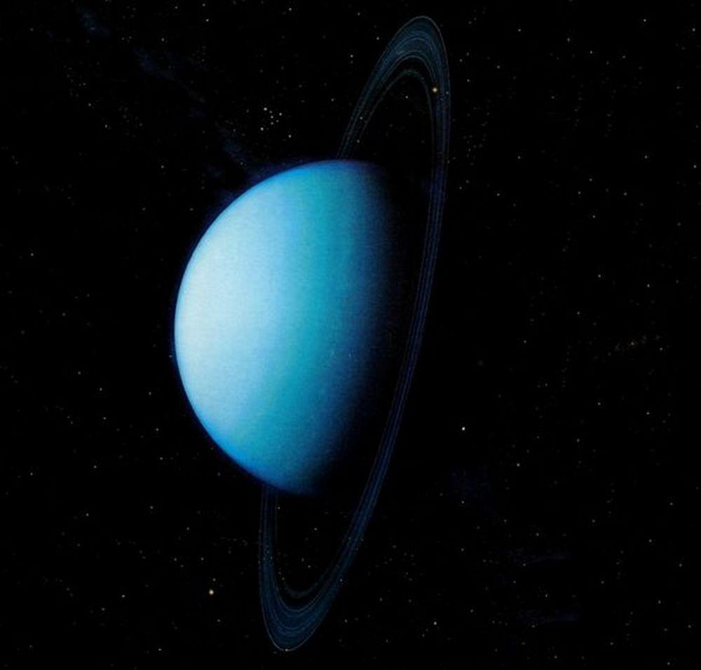 Наэволюцию Урана воздействовало катастрофическое столкновение— Ученые