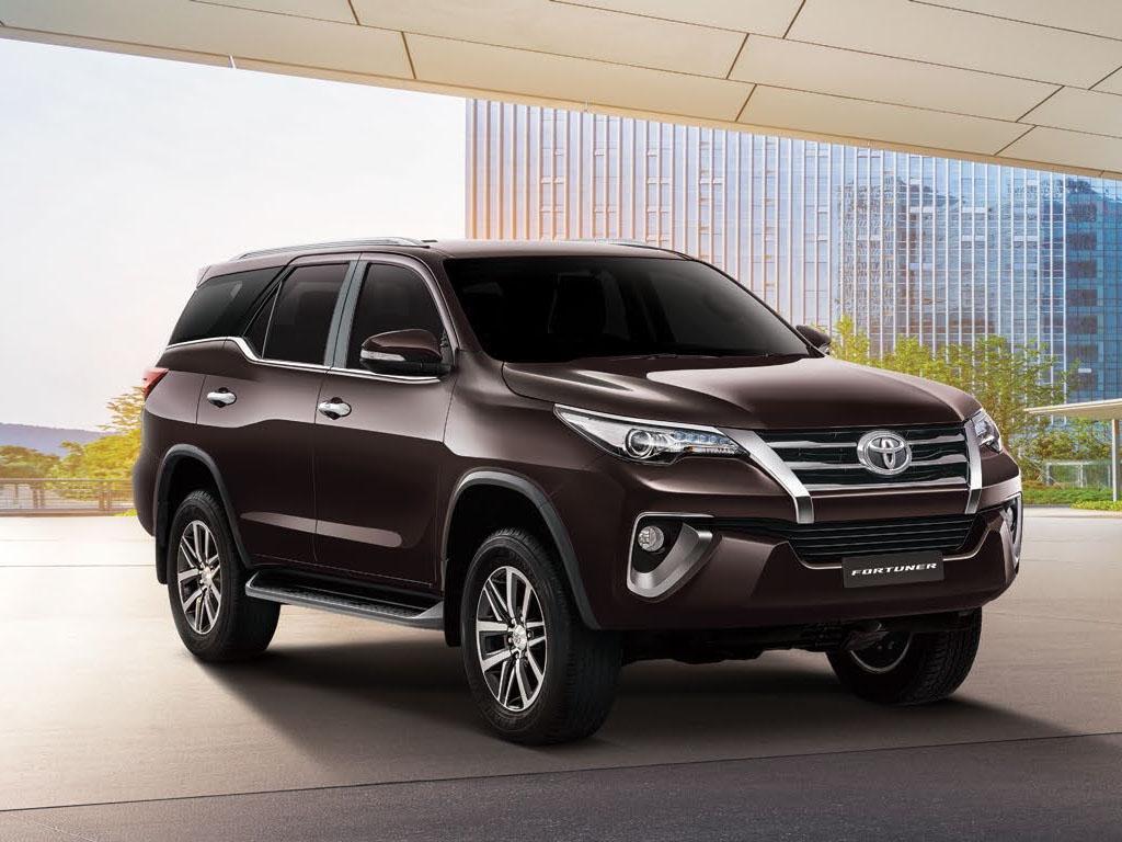 В РФ увеличились продажи авто марки Тоёта