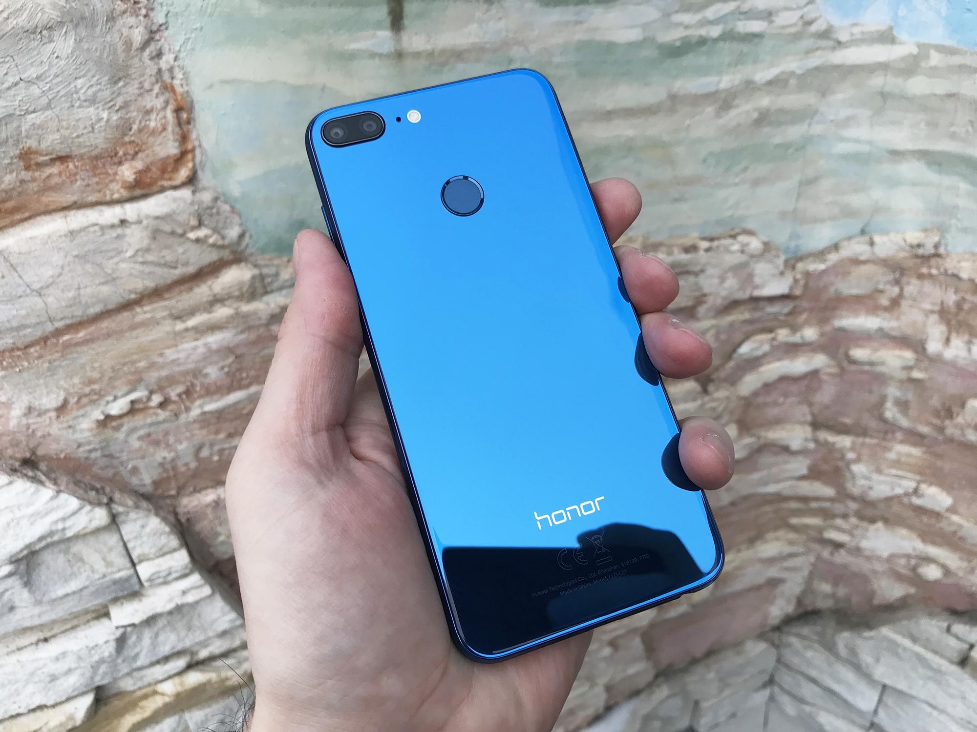 Huawei вРФ объявила остарте продаж телефона Honor 9 Lite премиум