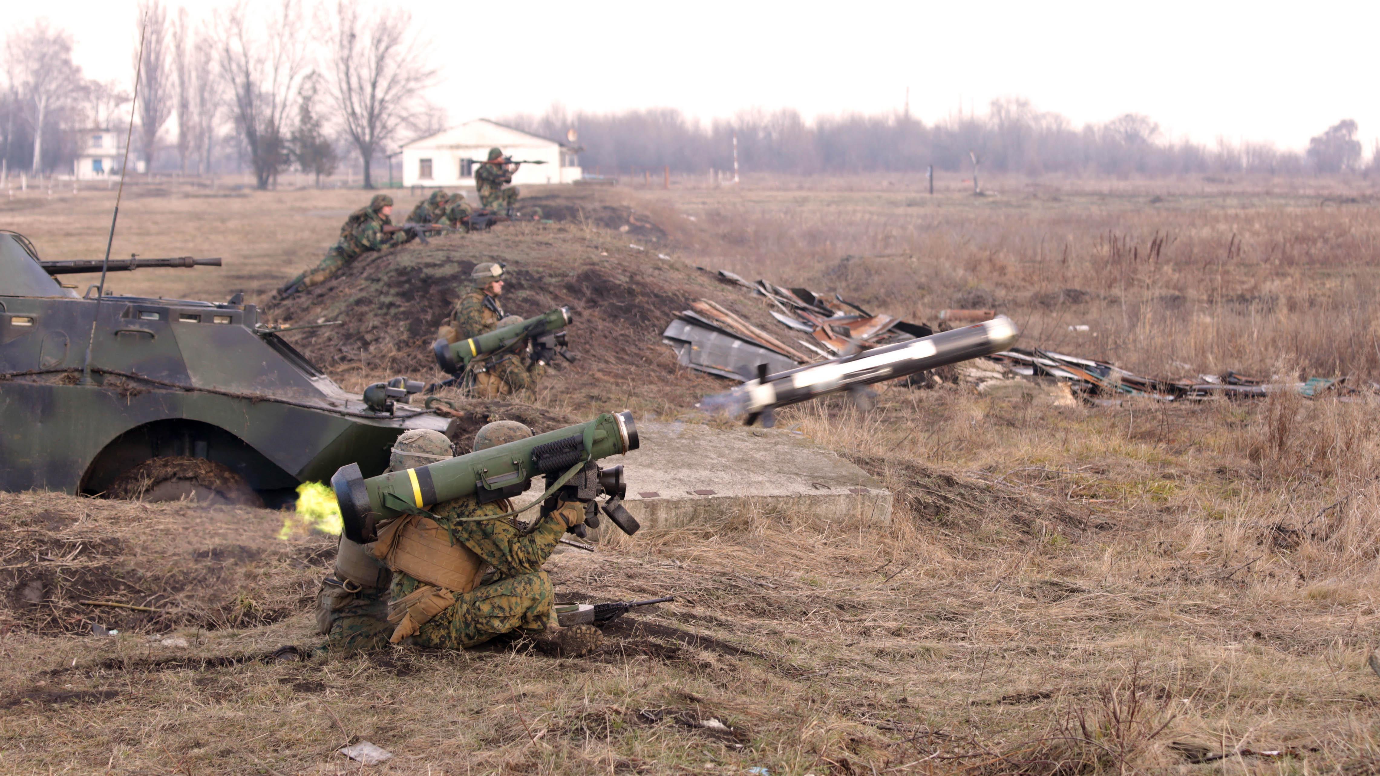 «Дружба по-американски»: вУкраинском государстве оборонщики жалуются набракованные Javelin