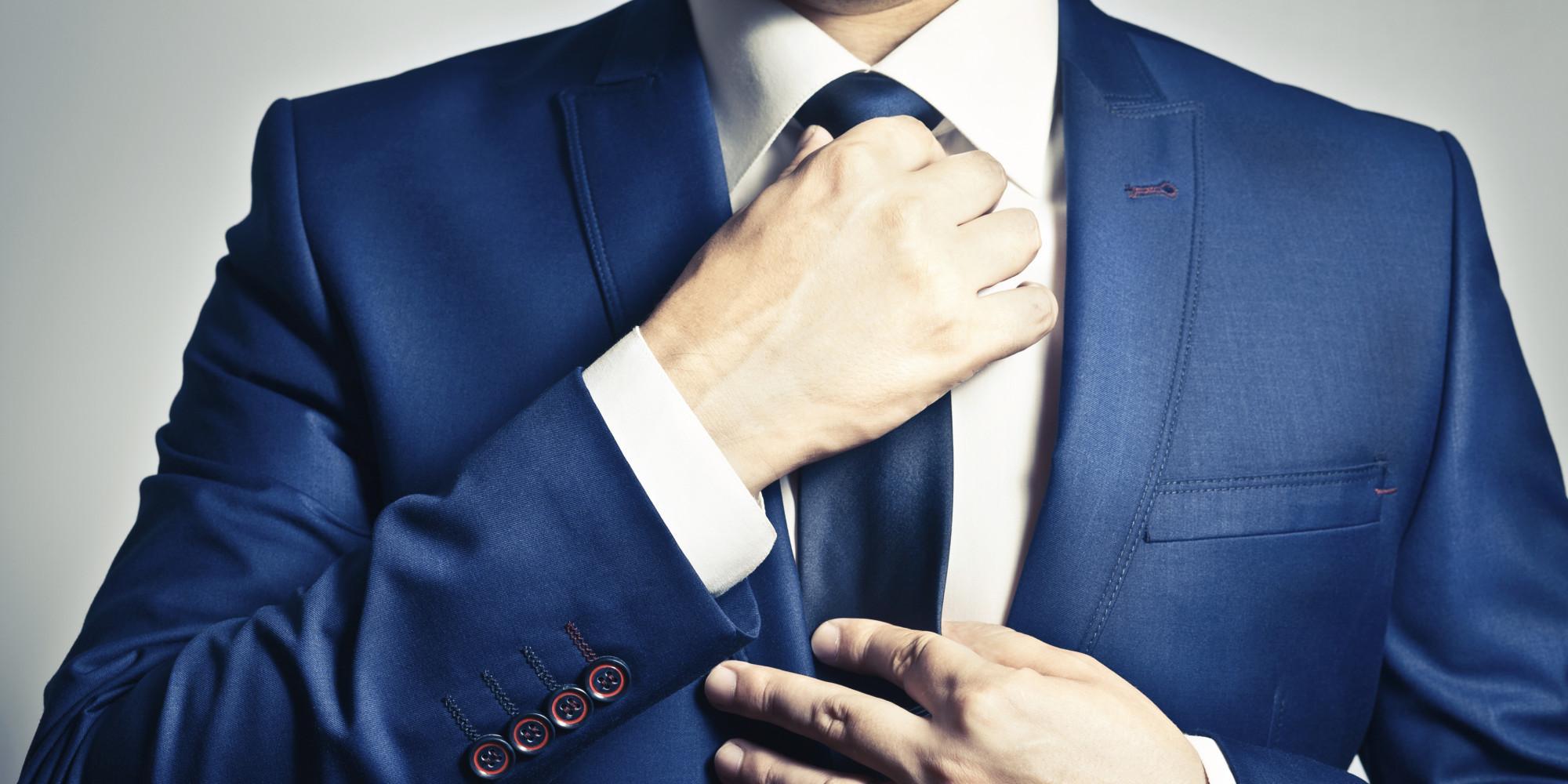 Ученые считают, что галстуки представляют опасность для мужчин