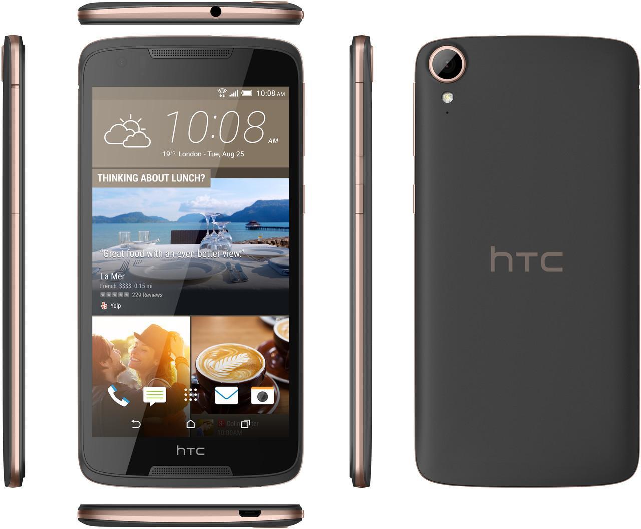 Продажи компании HTC упали донового минимума
