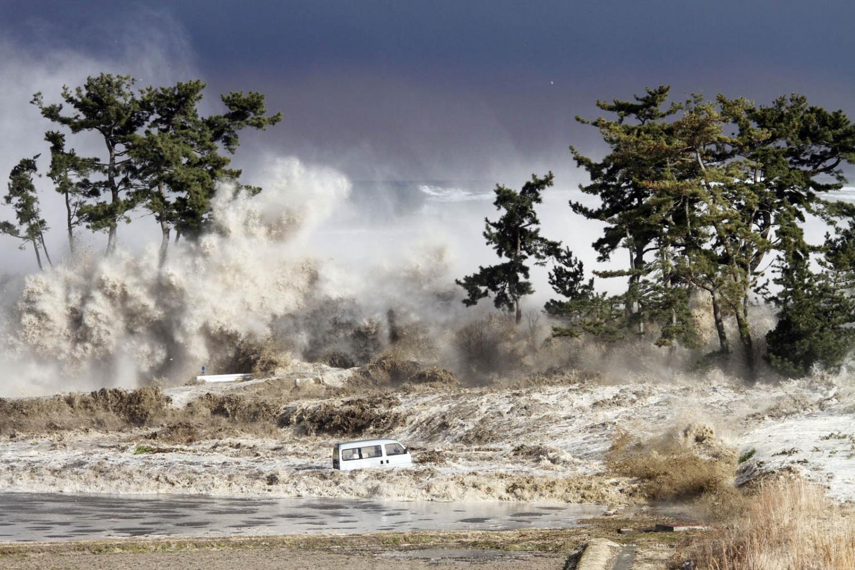 ВЯпонии случилось сильнейшее землетрясение магнитудой 6,0