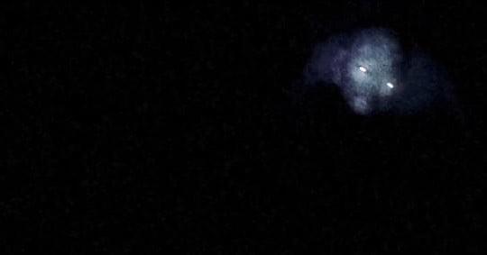 Внебе над Тамбовом лицо Волан-де-Морта сняли нафото