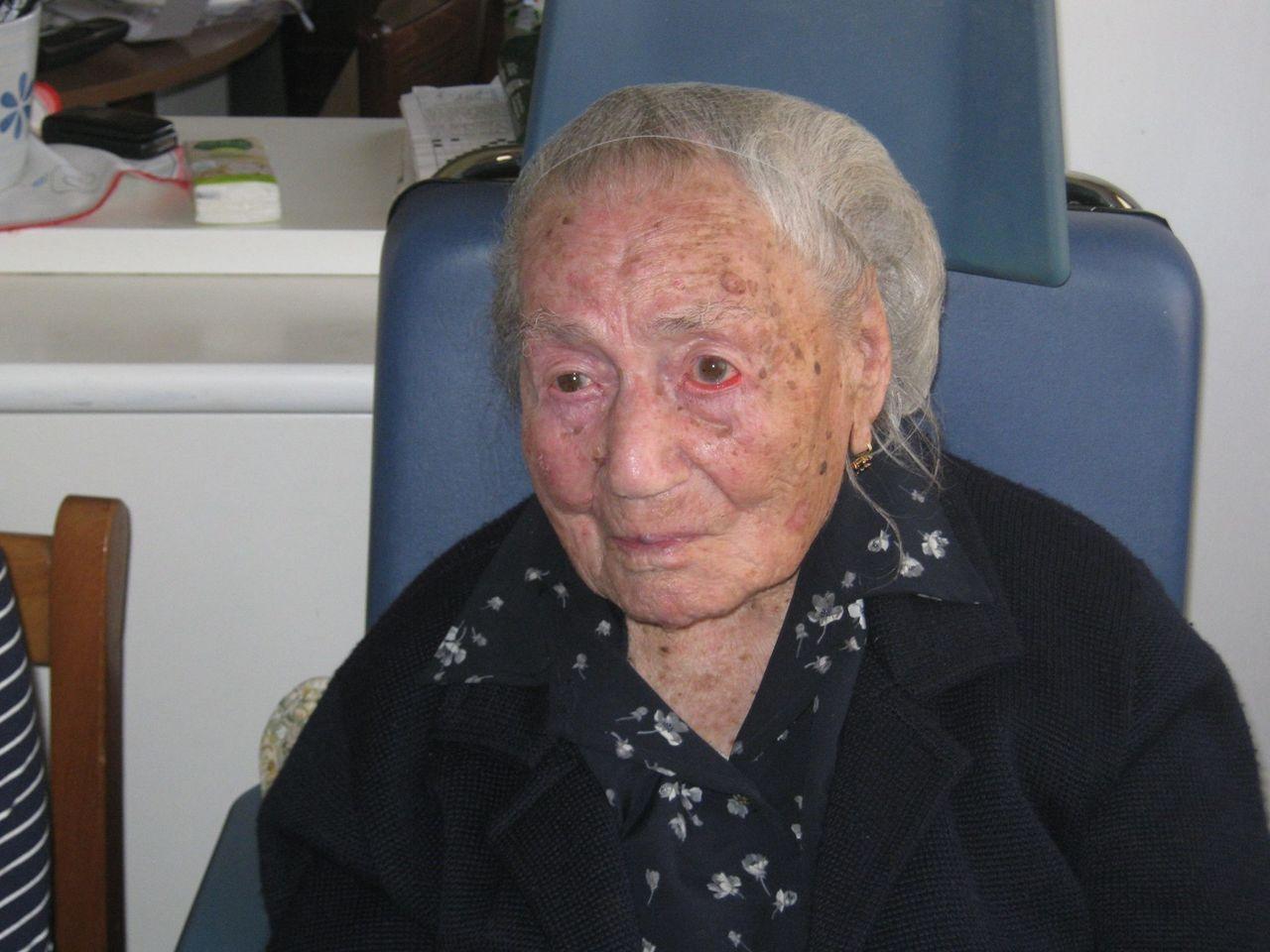 На117-м году жизни погибла старейшая женщина Европы