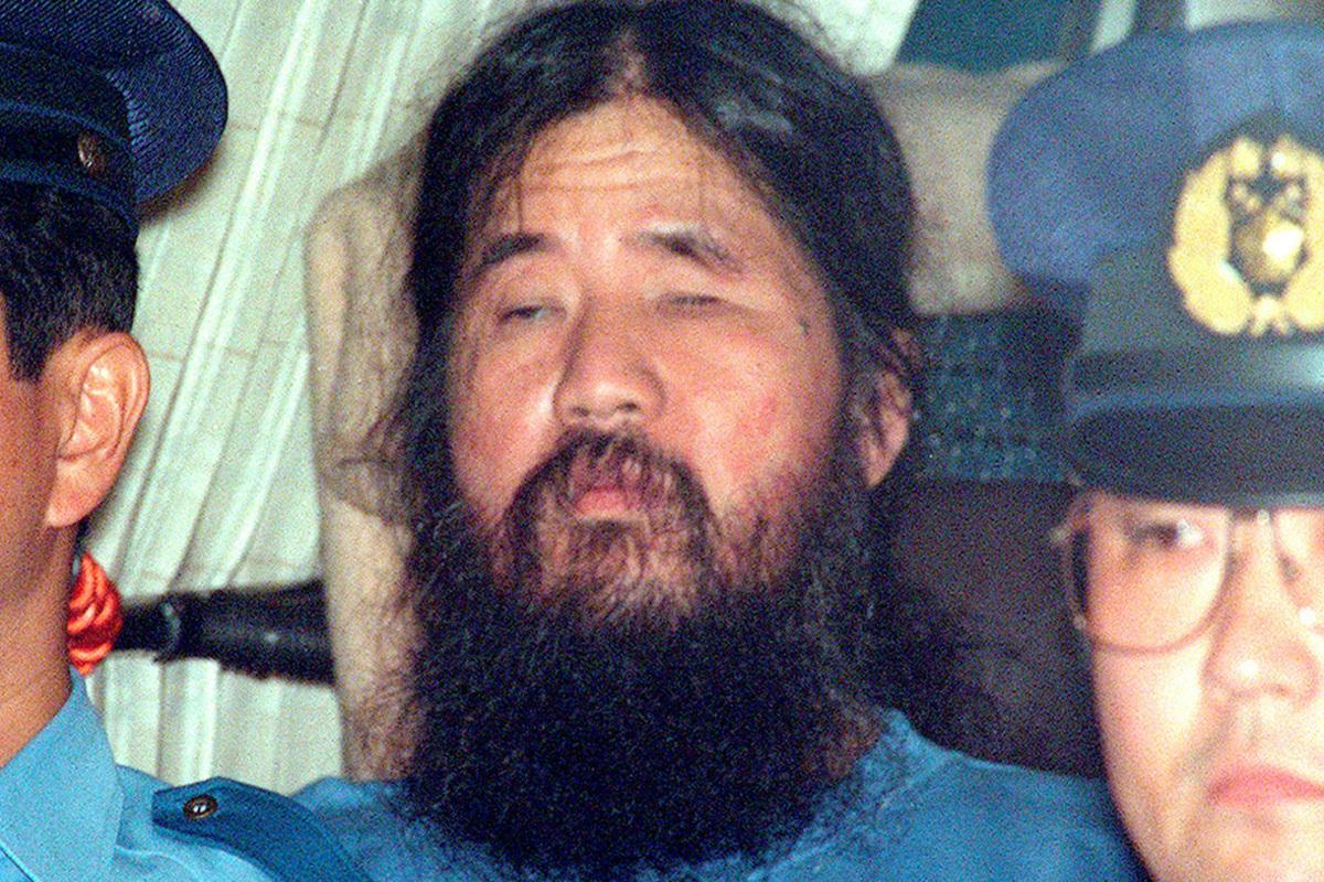 ВЯпонии кремировали тело казнённого Сёко Асахары