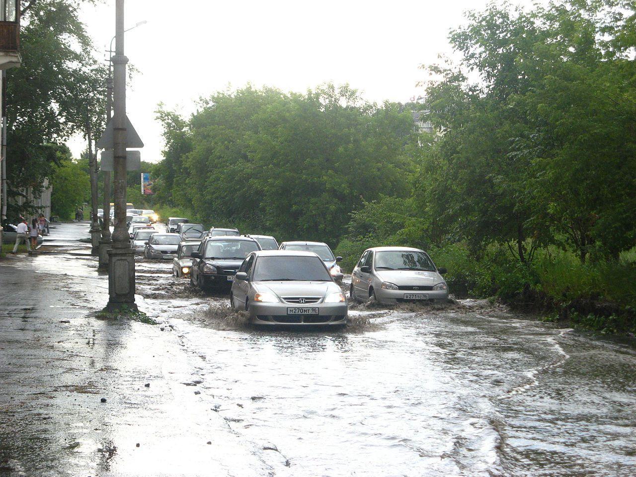 Из-за проливных дождей насевере Бурятии размыло дороги. Введен режимЧС