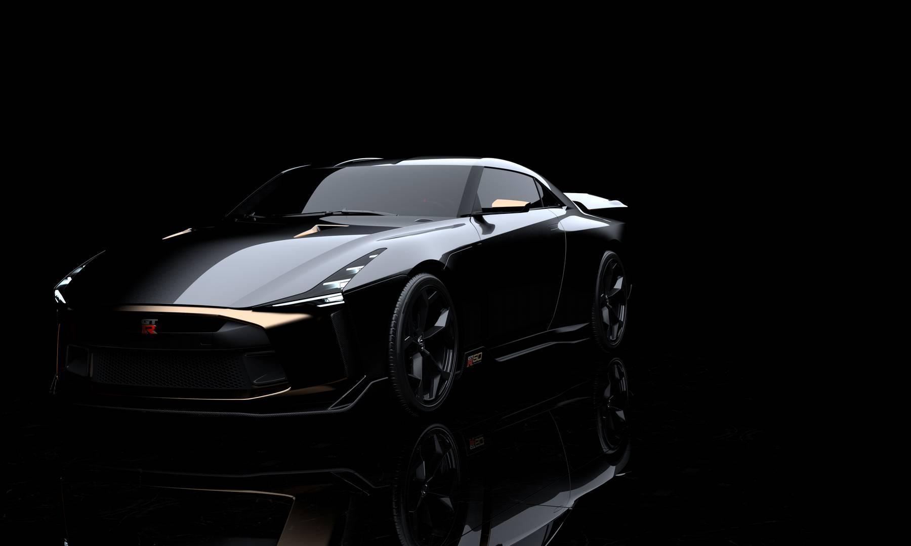 Italdesign представит особую версию Nissan GT-R в Гудвуде