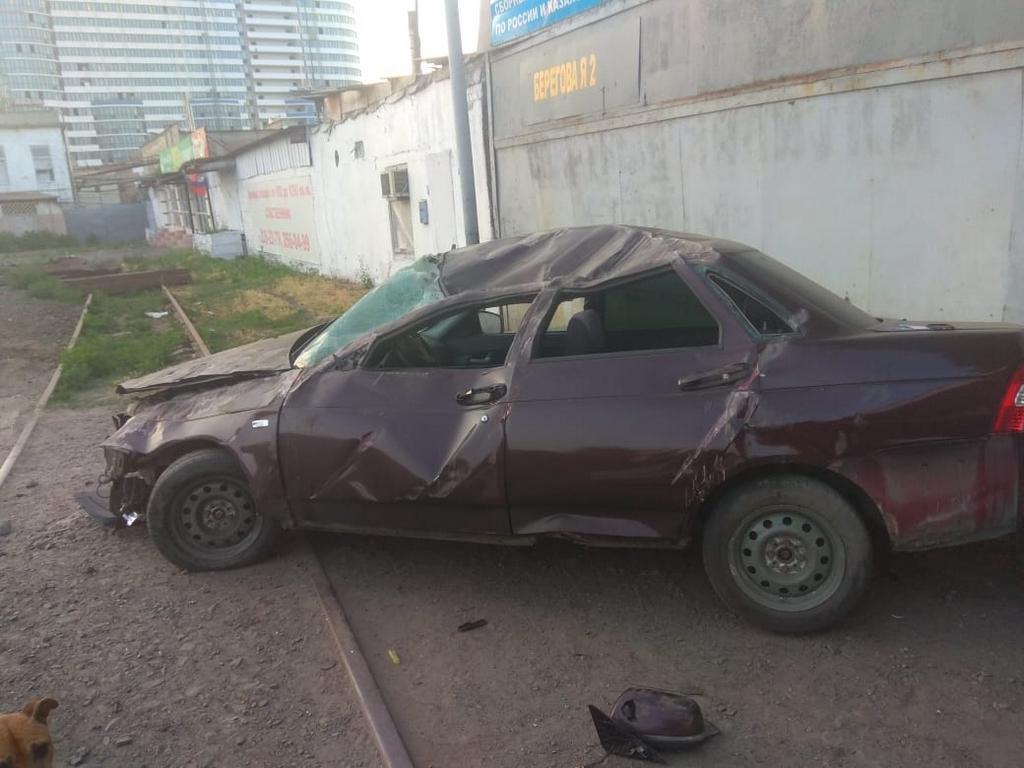 В аварии в Ростове погиб водитель «десятки»