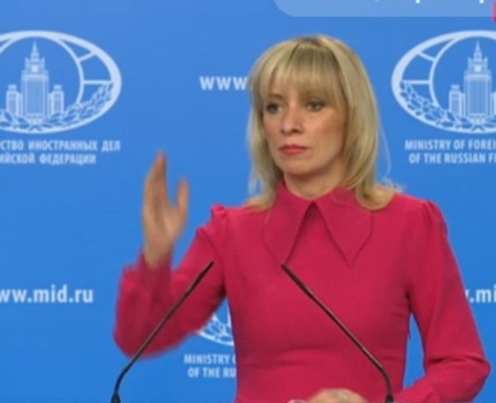 Мария Захарова прокомментировала решение Бориса Джонсона уйти вотставку