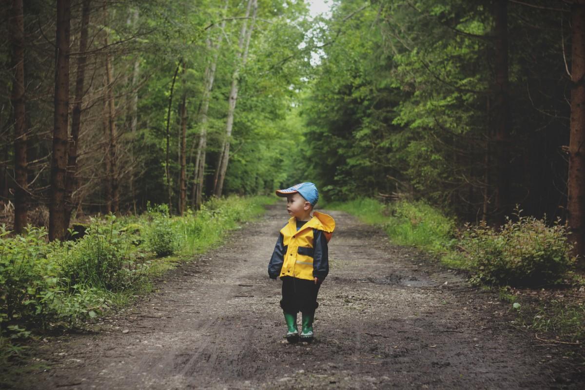 ВОмске 4-летний парень спересадками доехал до«Триумфа»