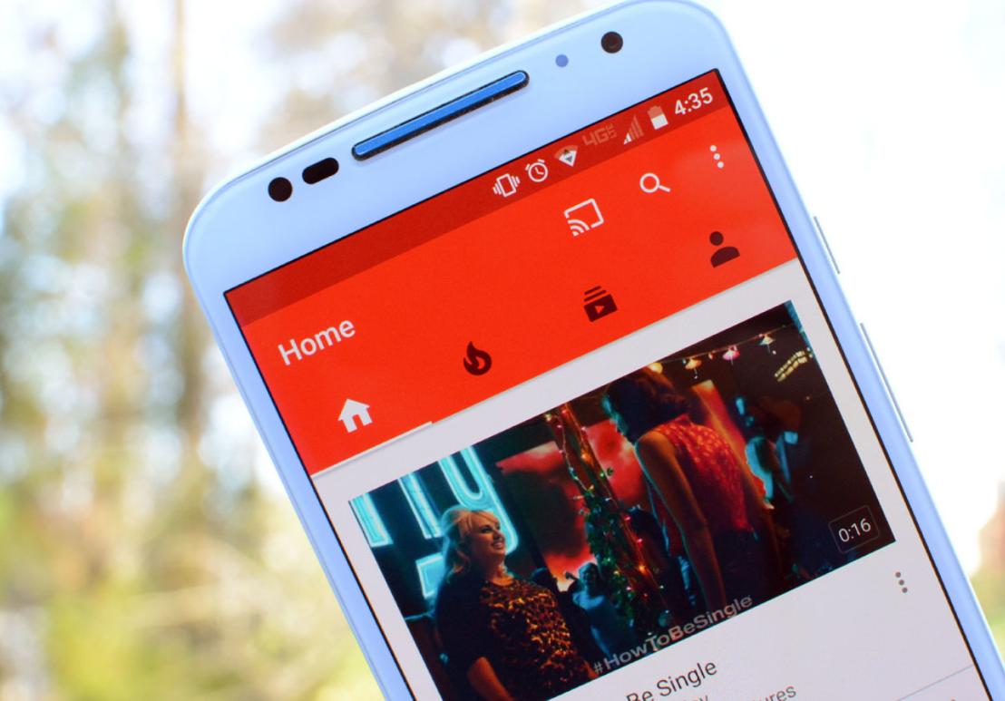 ВYouTube для андроид появился приватный режим