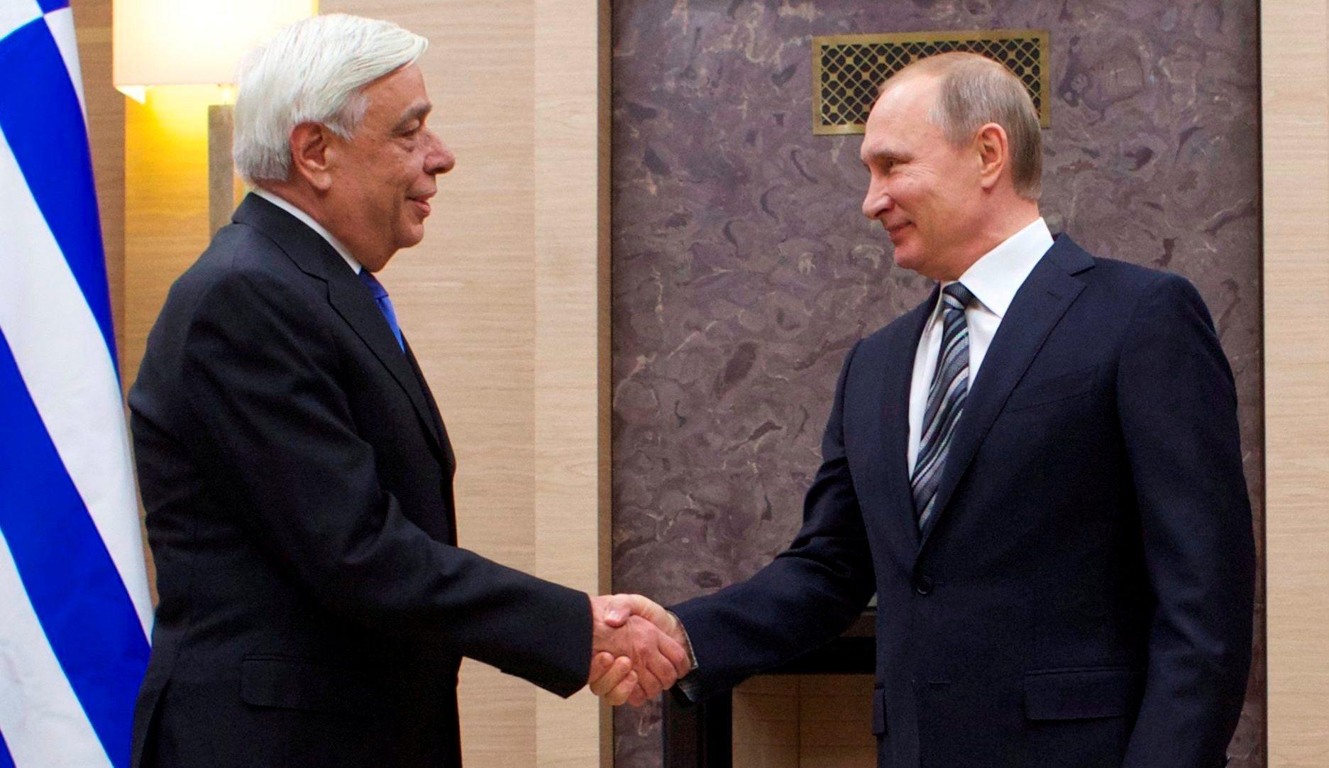 «Причина выдворения Грецией русских  дипломатов «Слово иДело