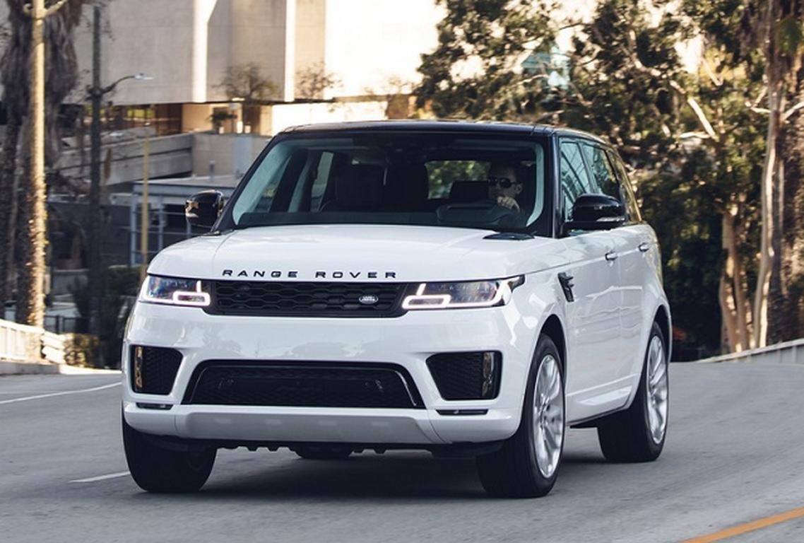 Новинки Land Rover 2018 модельного года