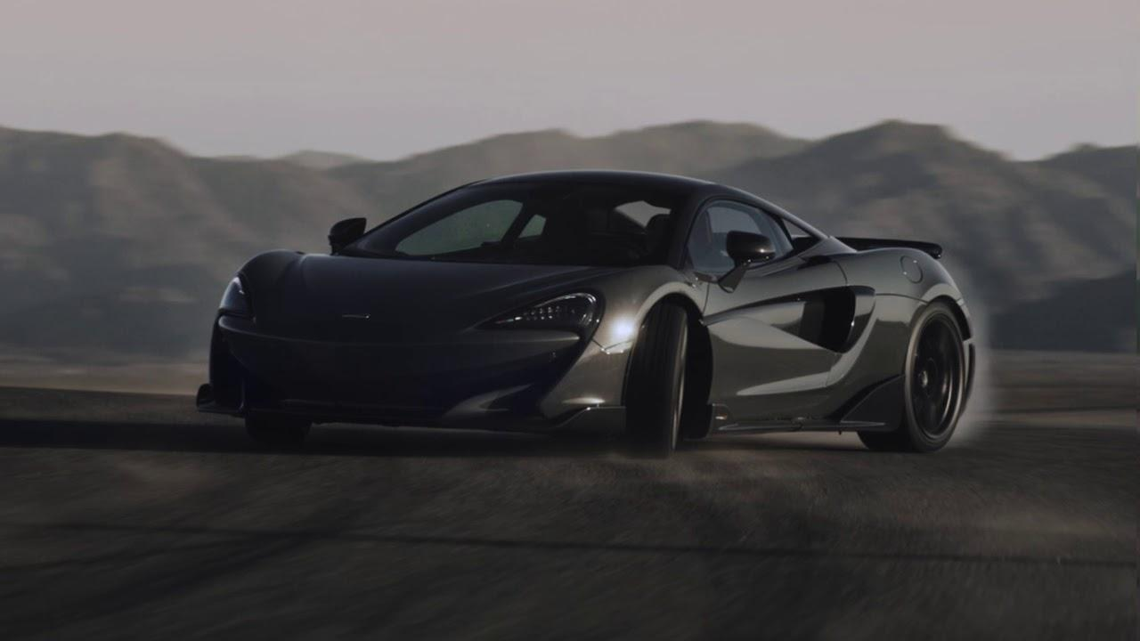 Новый суперкар Мак Ларен наберет «сотню» за2,9 секунды