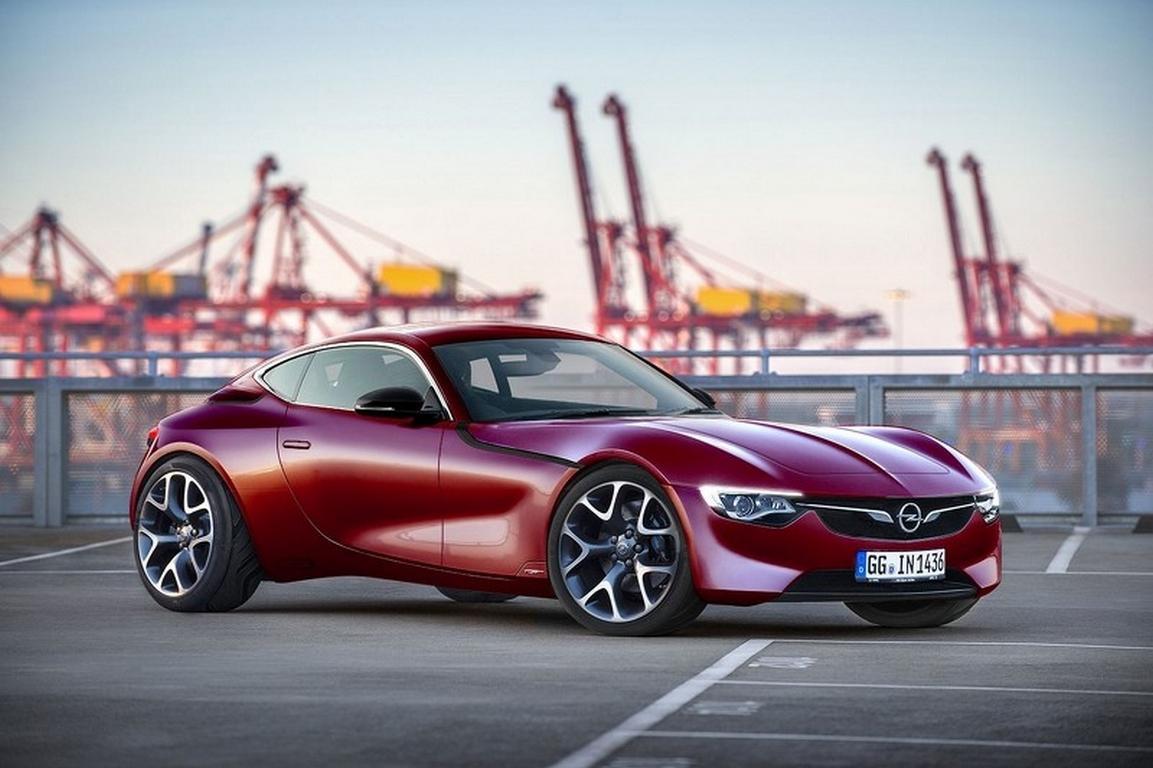 Opel показал новый дизайн для своих автомобилей