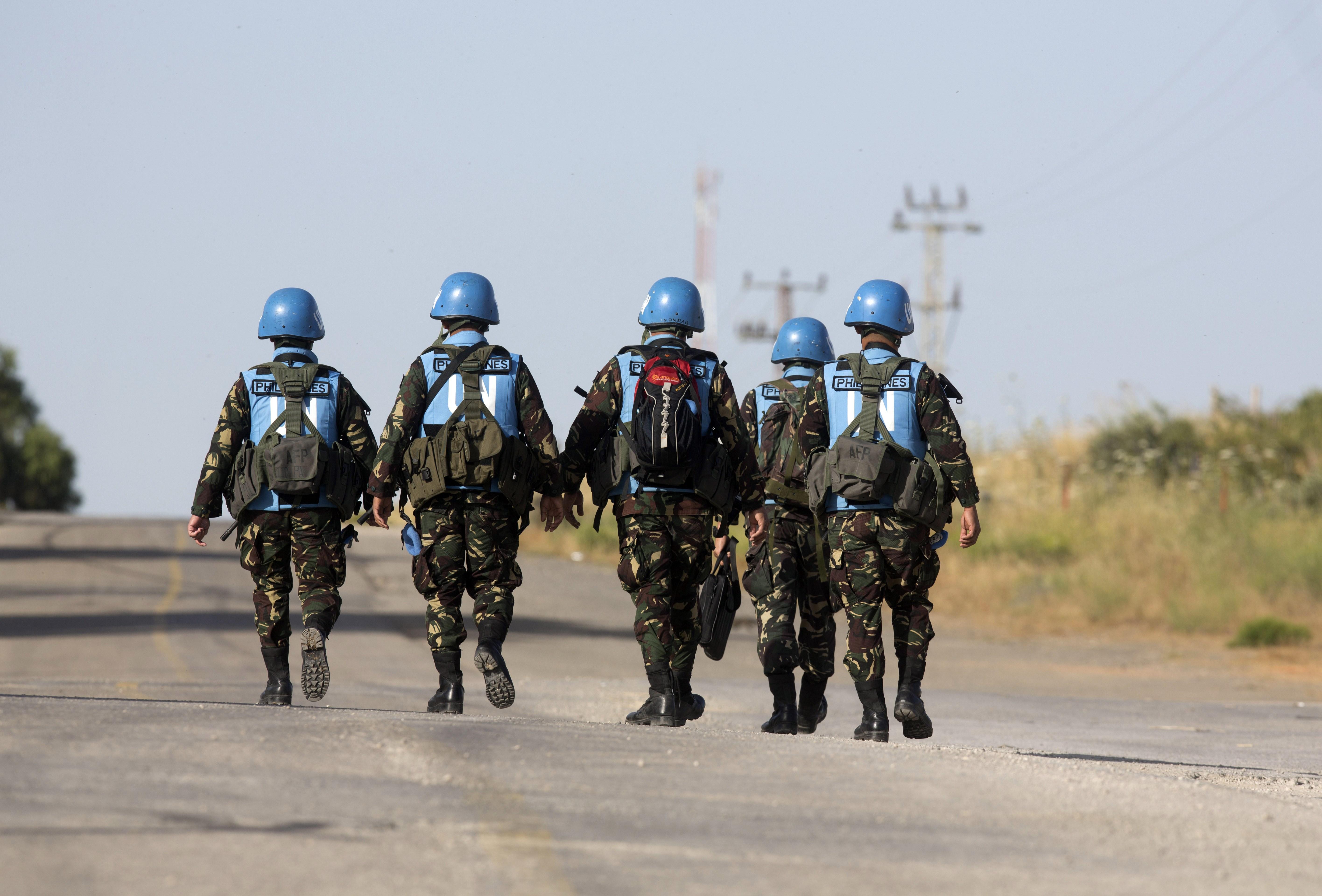 Украина обсудила сНАТО вопрос размещения миротворцев ООН вДонбассе