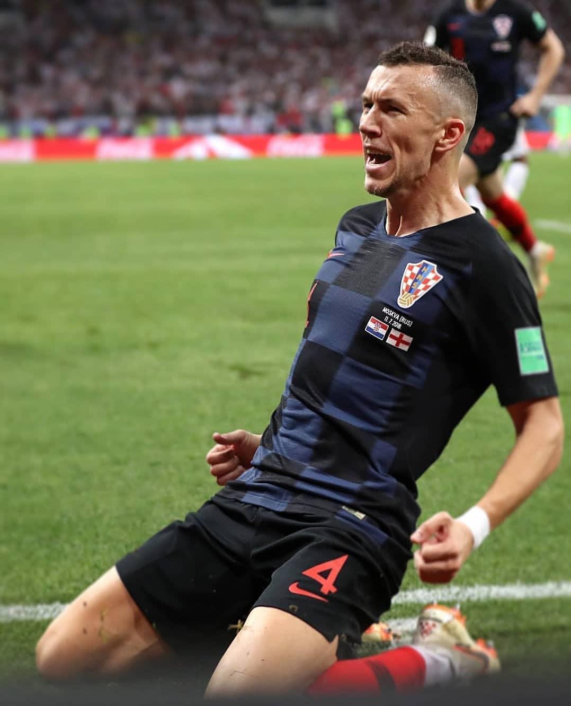 Нападающий сборной Хорватии Перишич был доставлен в клинику столицы