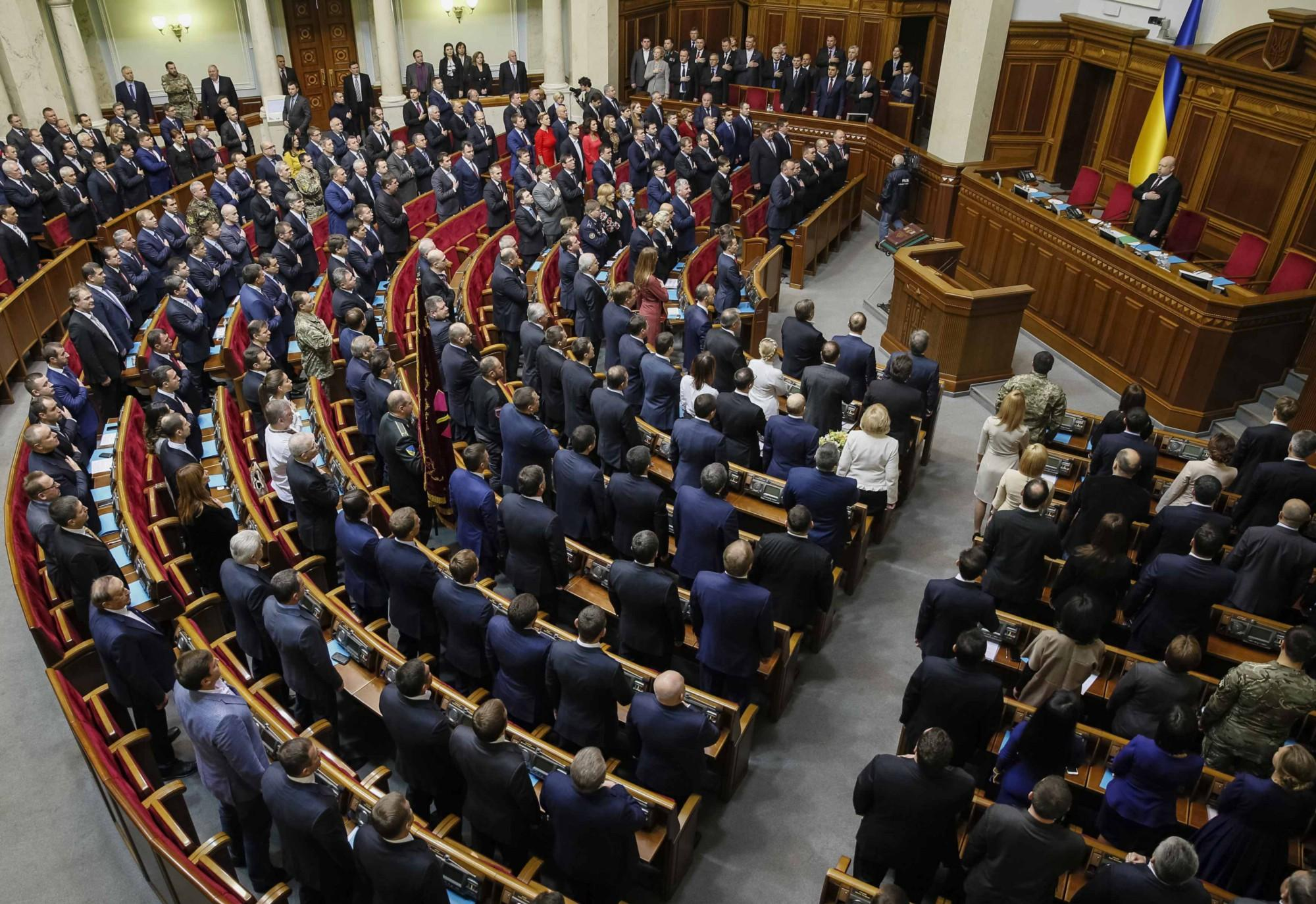 На Украине пожаловались на раздражение в Европе от украинского вопроса