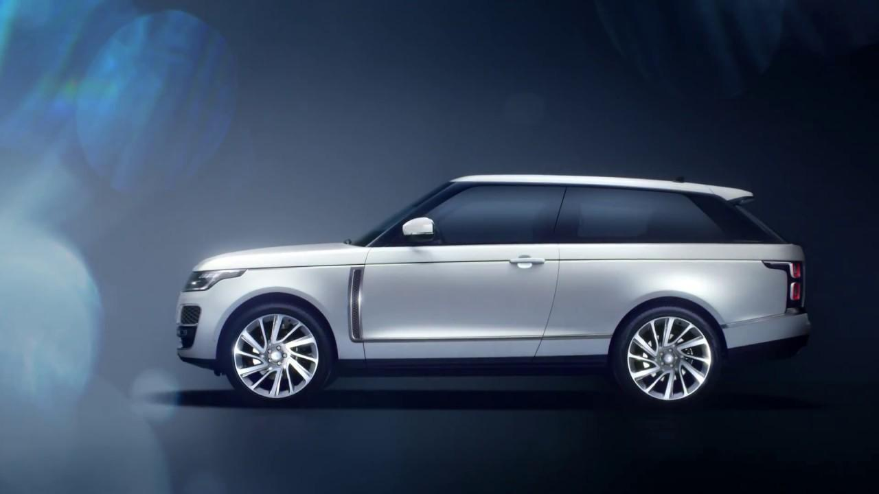 В РФ открыт сбор предзаказов Range RoverSV Coupe
