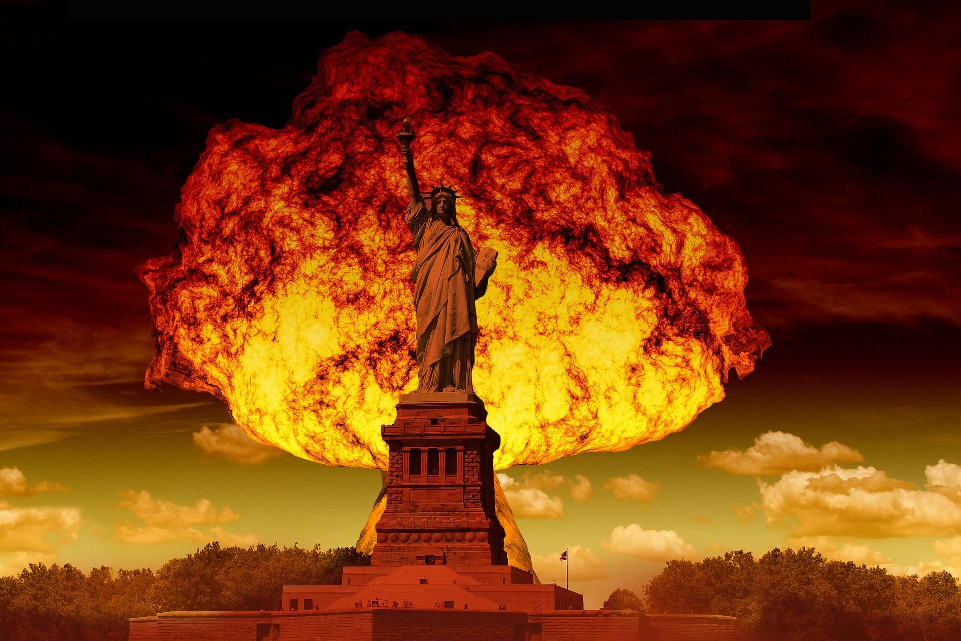 США не станет развязывать Третью мировую войну из-за Крыма