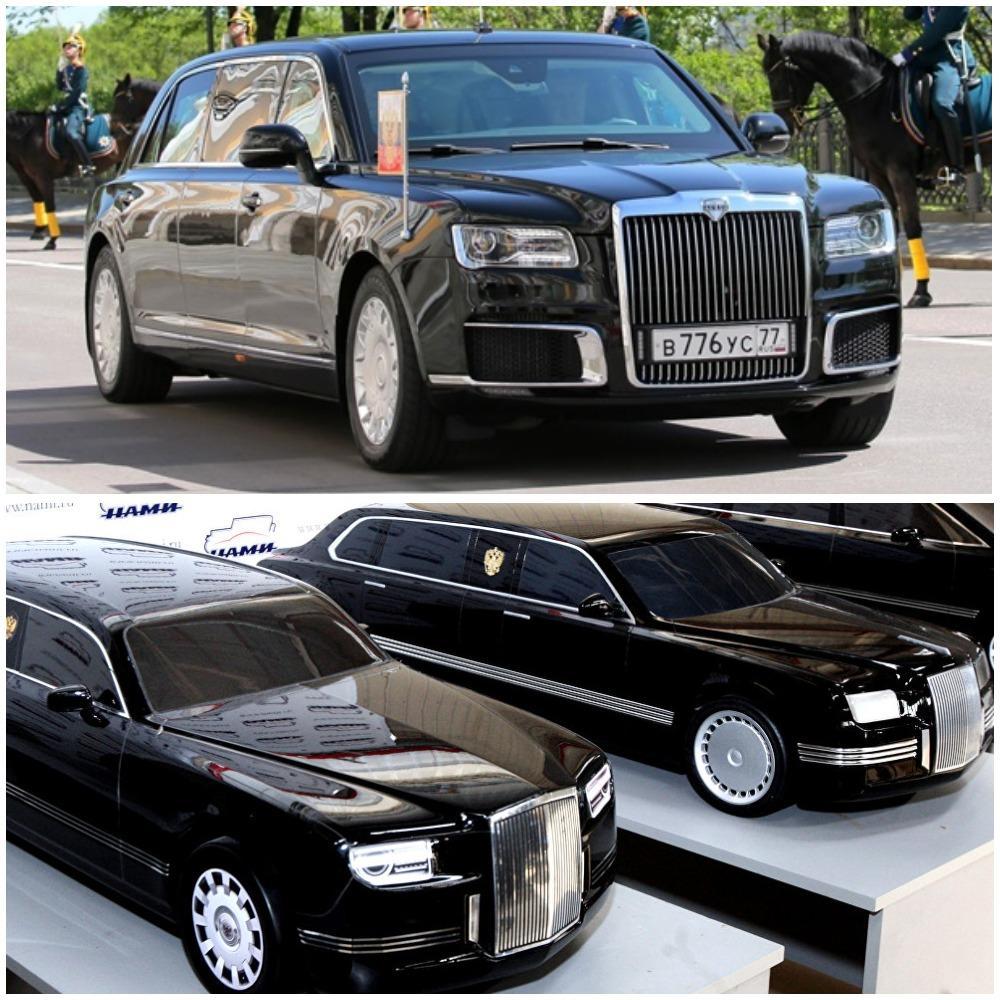 Иностранные страны проявляют интерес кавтомобилям проекта «Кортеж»— Разработчик