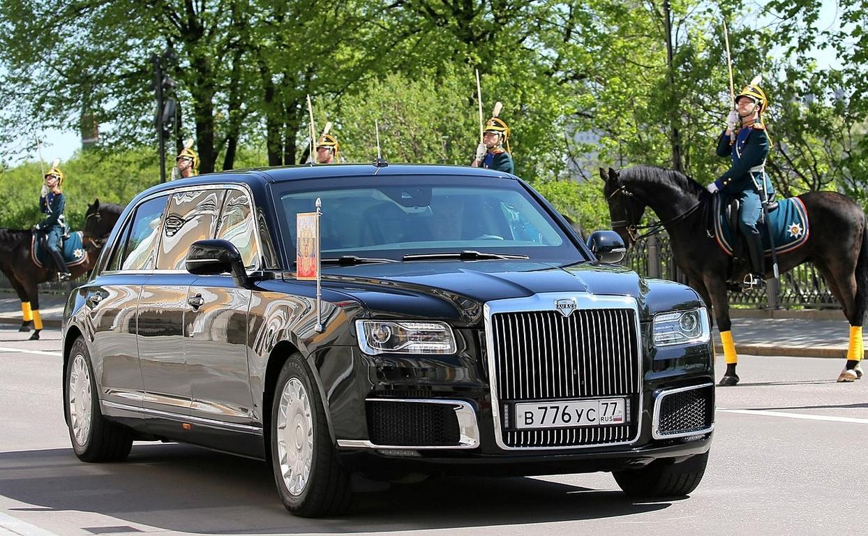 Поставщиком деталей подвески для авто Aurus стала компания Олега Дерипаски