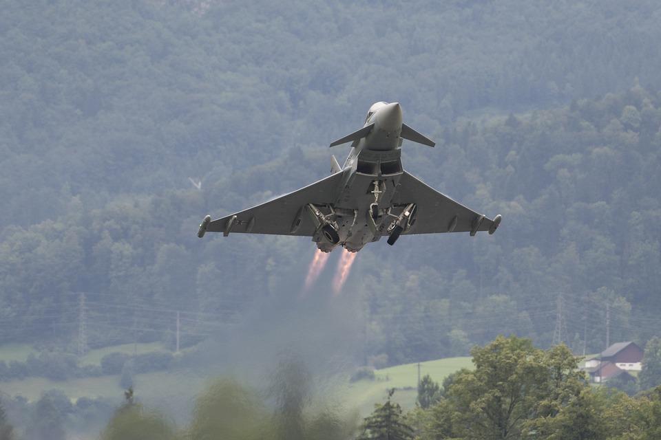 Британия потратит 2 миллиарда фунтов на создание истребителя Tempest