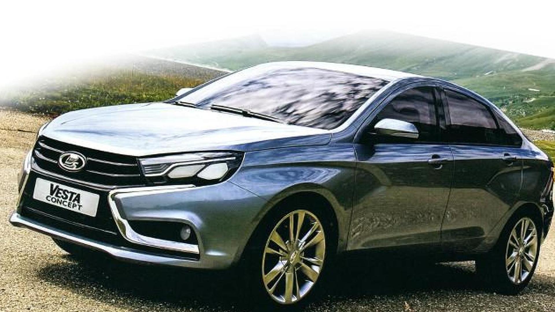 Русский рынок автомобилей летом занял пятое место вевропейских странах