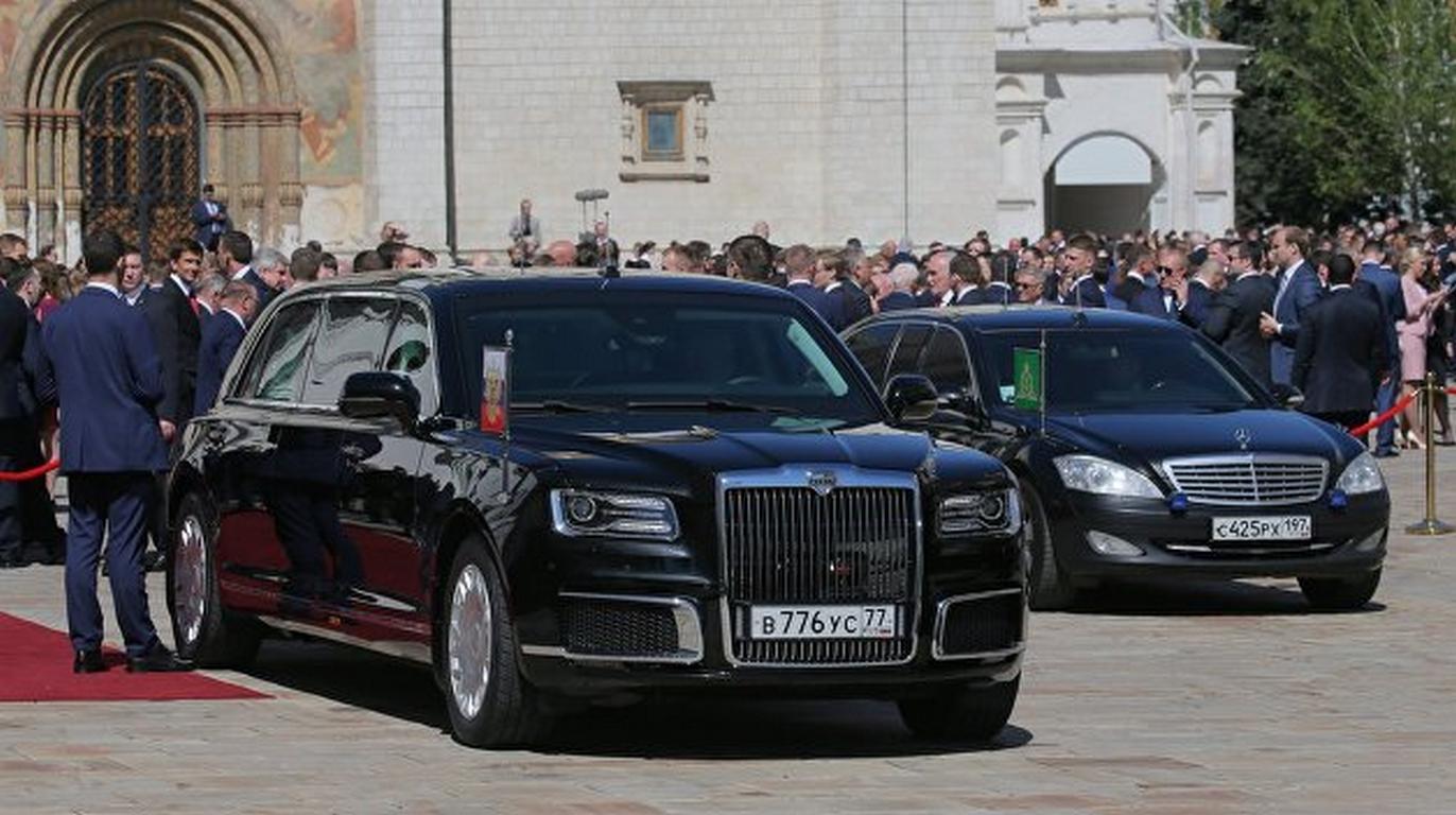 Лимузине В.Путина: BFMTV поведал оновом политическом оружии Российской Федерации