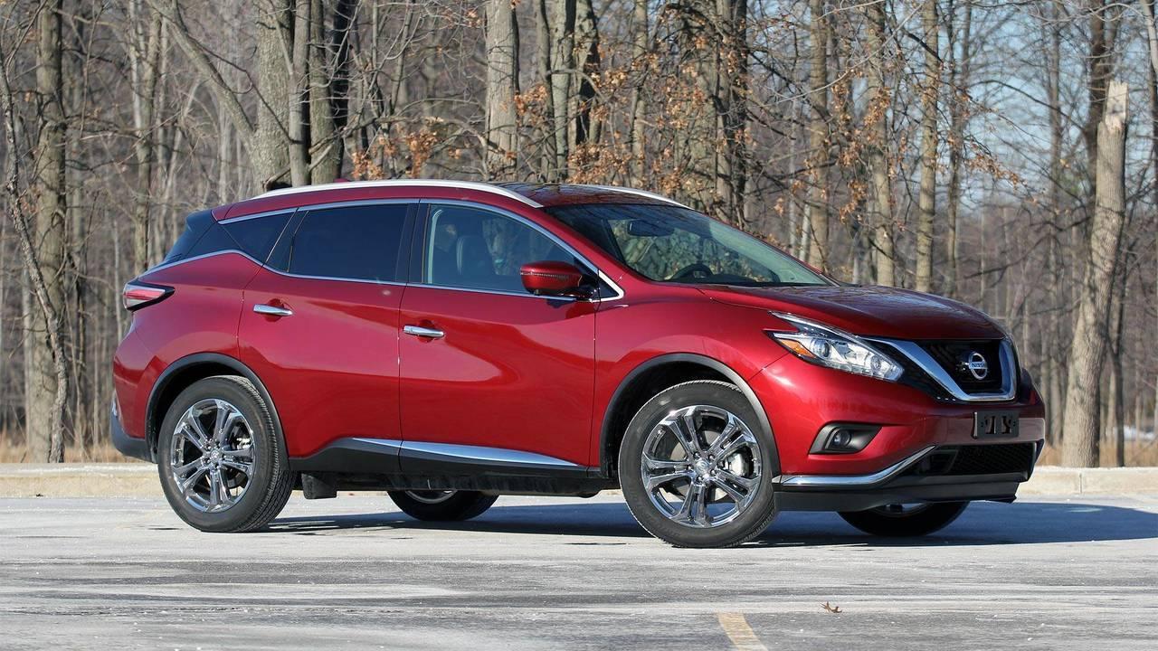 АВТОСТАТ: Стоимость Nissan Murano в июле поднялась на 20 тысяч рублей
