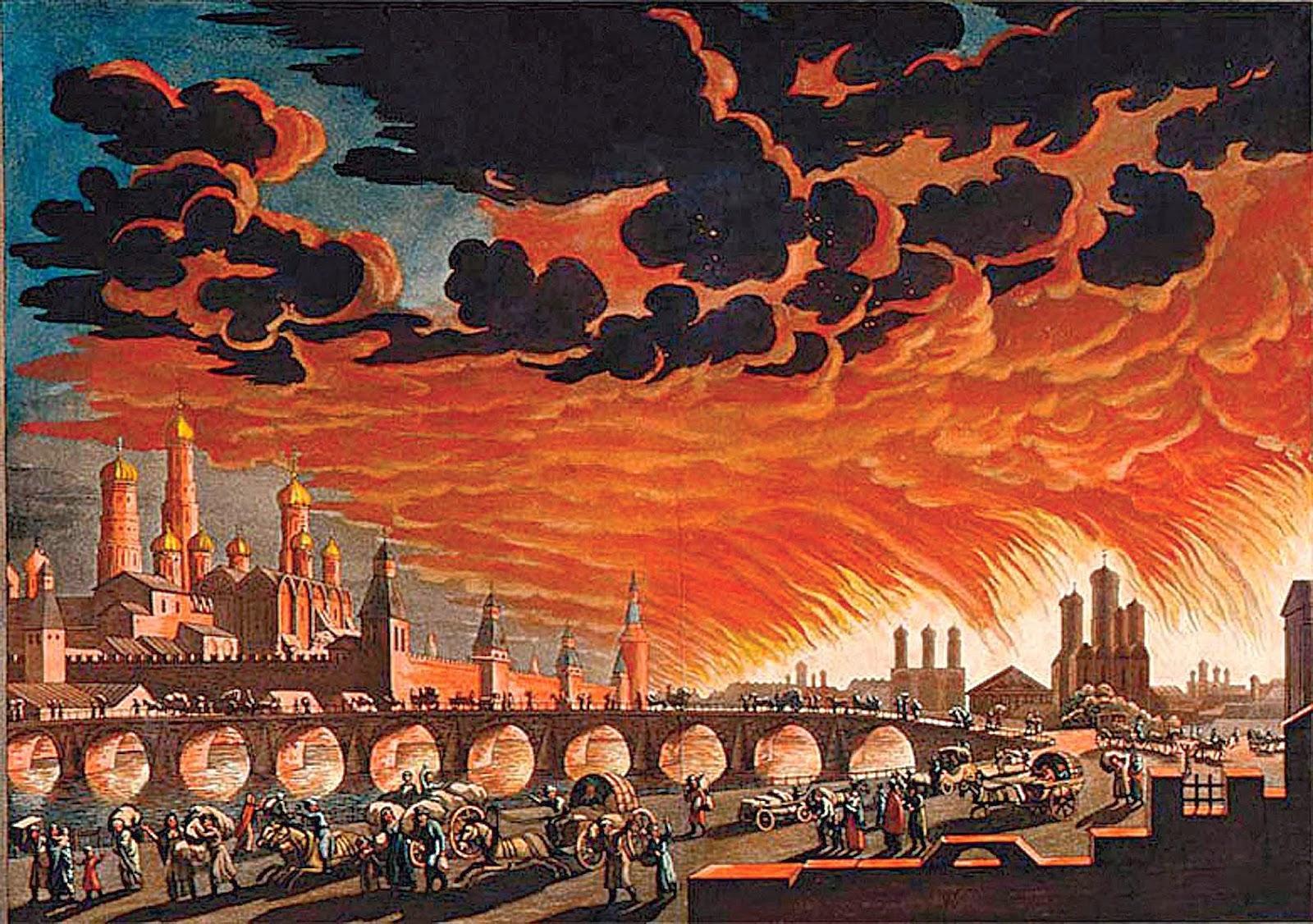 НаКитай-городе найдены свидетельства пожара 1737 года
