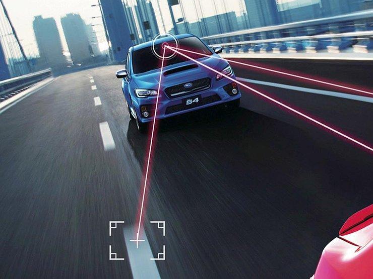 Субару к 2020 представит собственный беспилотный автомобиль