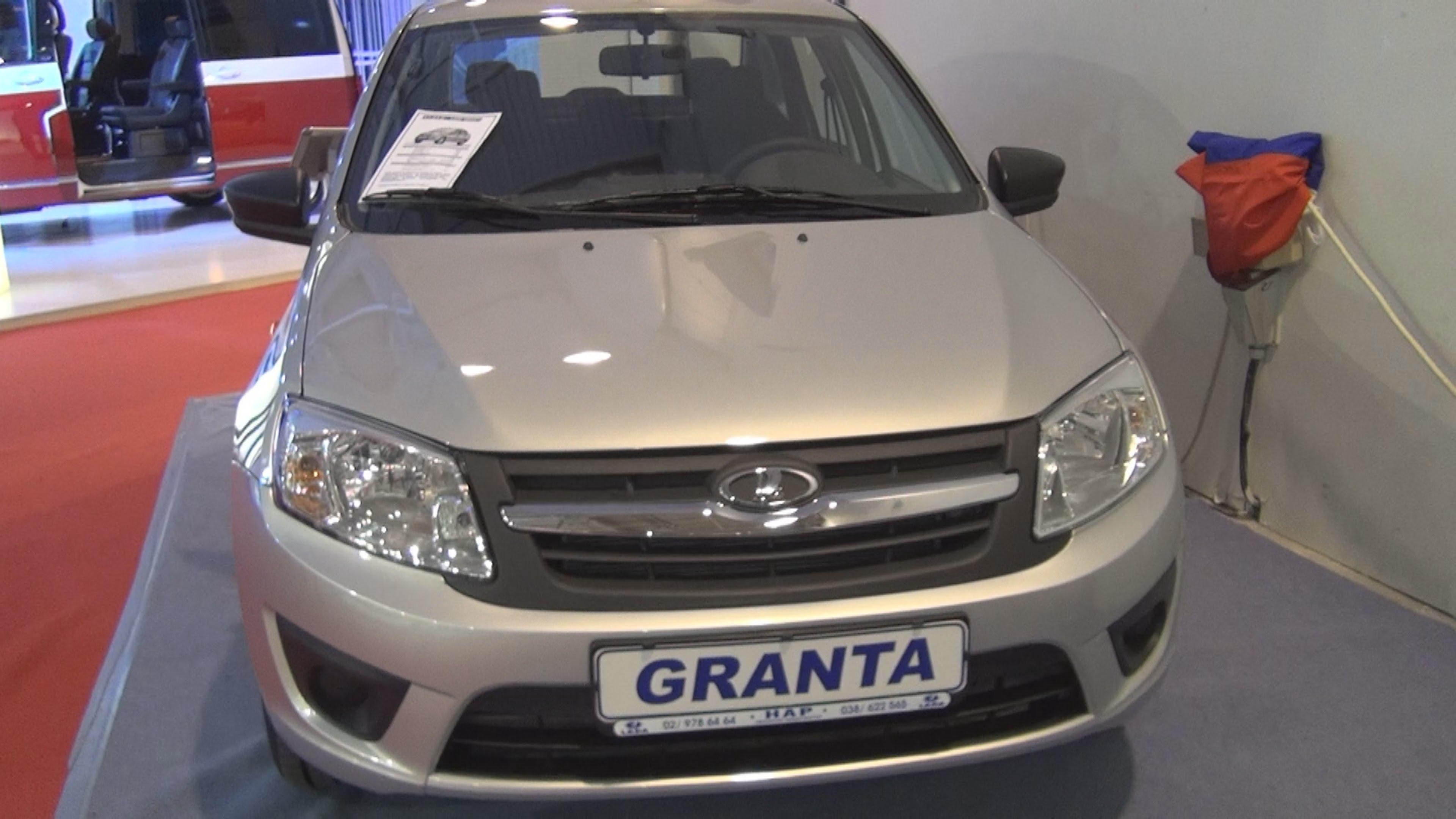Назван топ-10 новых машин стоимостью наименее 500 тыс. руб.