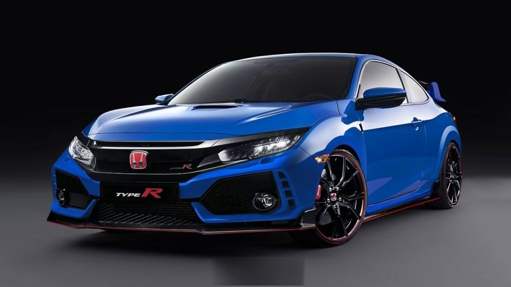 Концерн Хонда обновил Civic Type R
