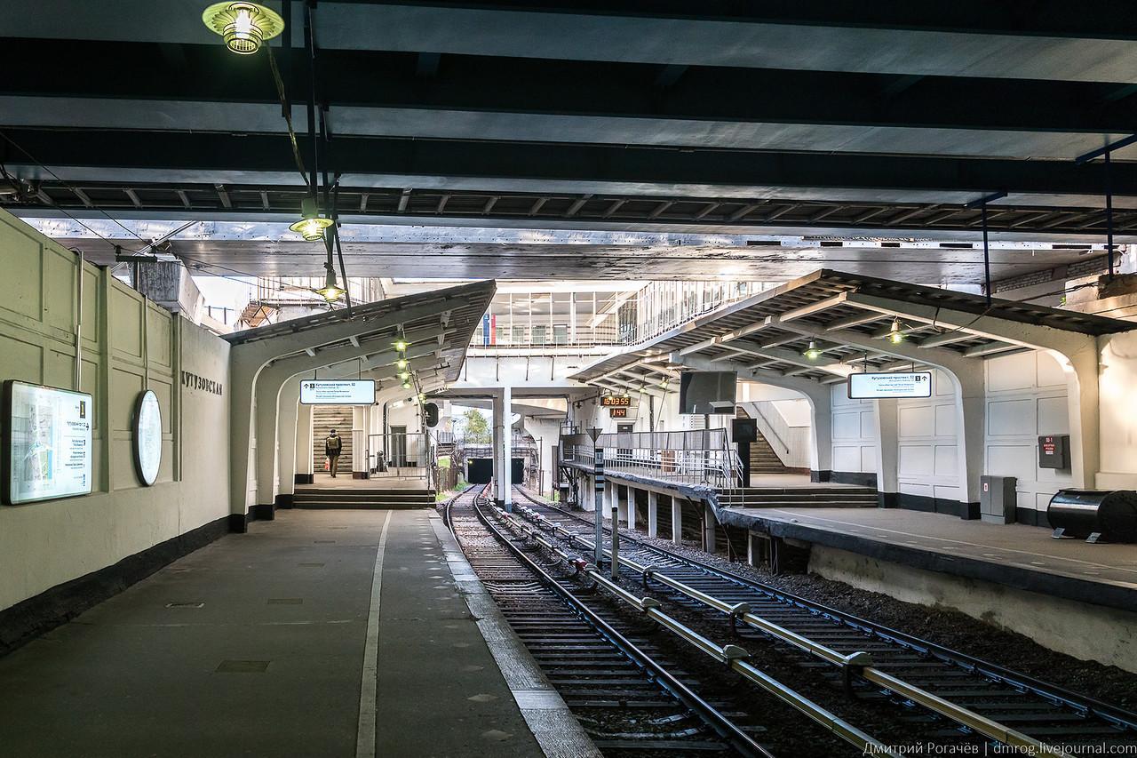 Семь станций Филевской линии метро после ремонта навсе 100% изменят собственный имидж