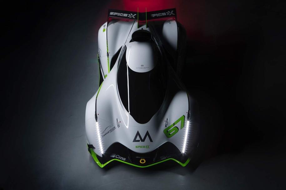 Итальянцы разработали общедоступный электрический спорткар